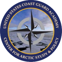 Coast Guard Center for Arctic Study and Policy Logo