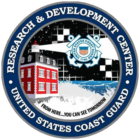 United States Coast Guard Research and Development Center Logo
